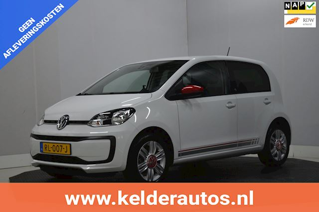 Volkswagen Up! 1.0 BMT up! beats Clima | Cruise | Camera | PDC | LMV