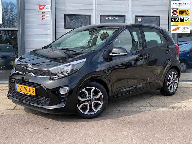 Kia Picanto 1.0 CVVT First Edition, Camera, NAVI, LED, NAP