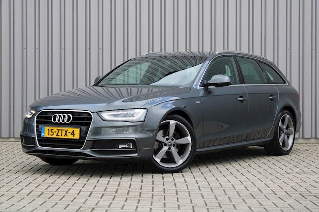 Audi A4 Avant occasion - Autobedrijf Van De Klundert
