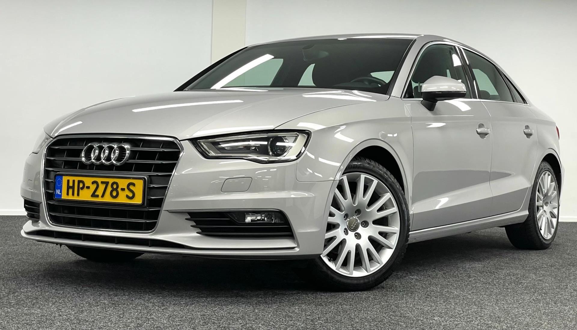 Audi A3 Limousine occasion - Mink van den Brink Auto's