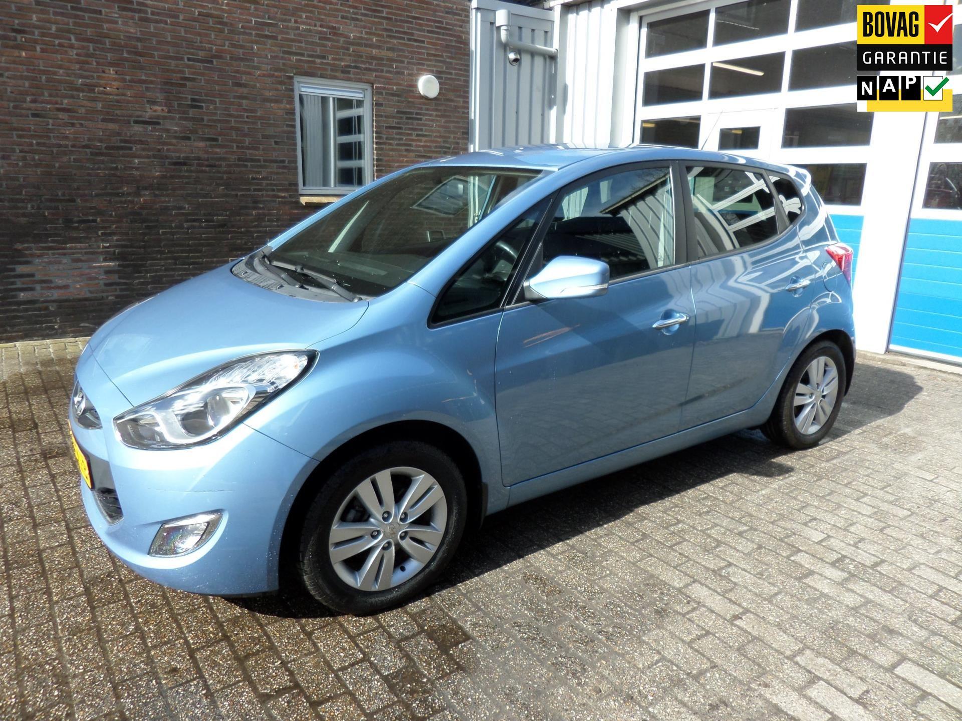 Hyundai Ix20 occasion - Autobedrijf Huisman