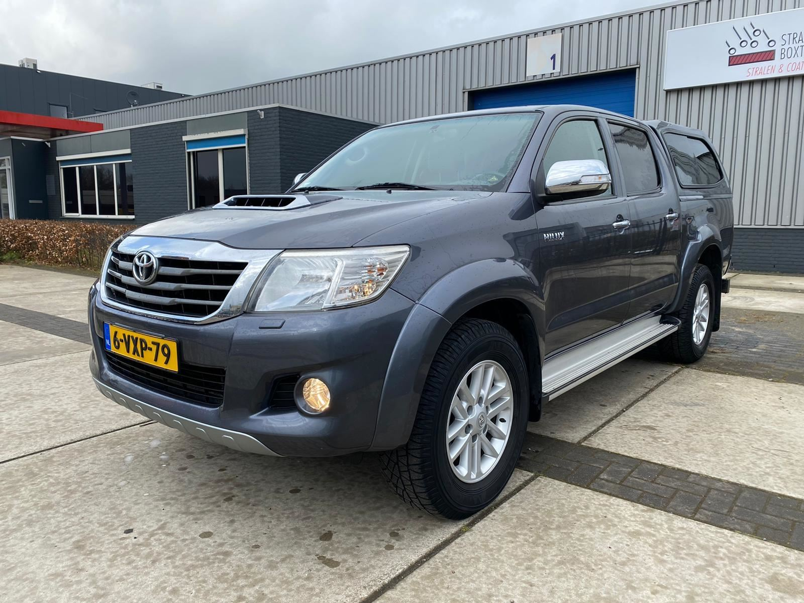 Toyota HiLux occasion - A2 Auto's