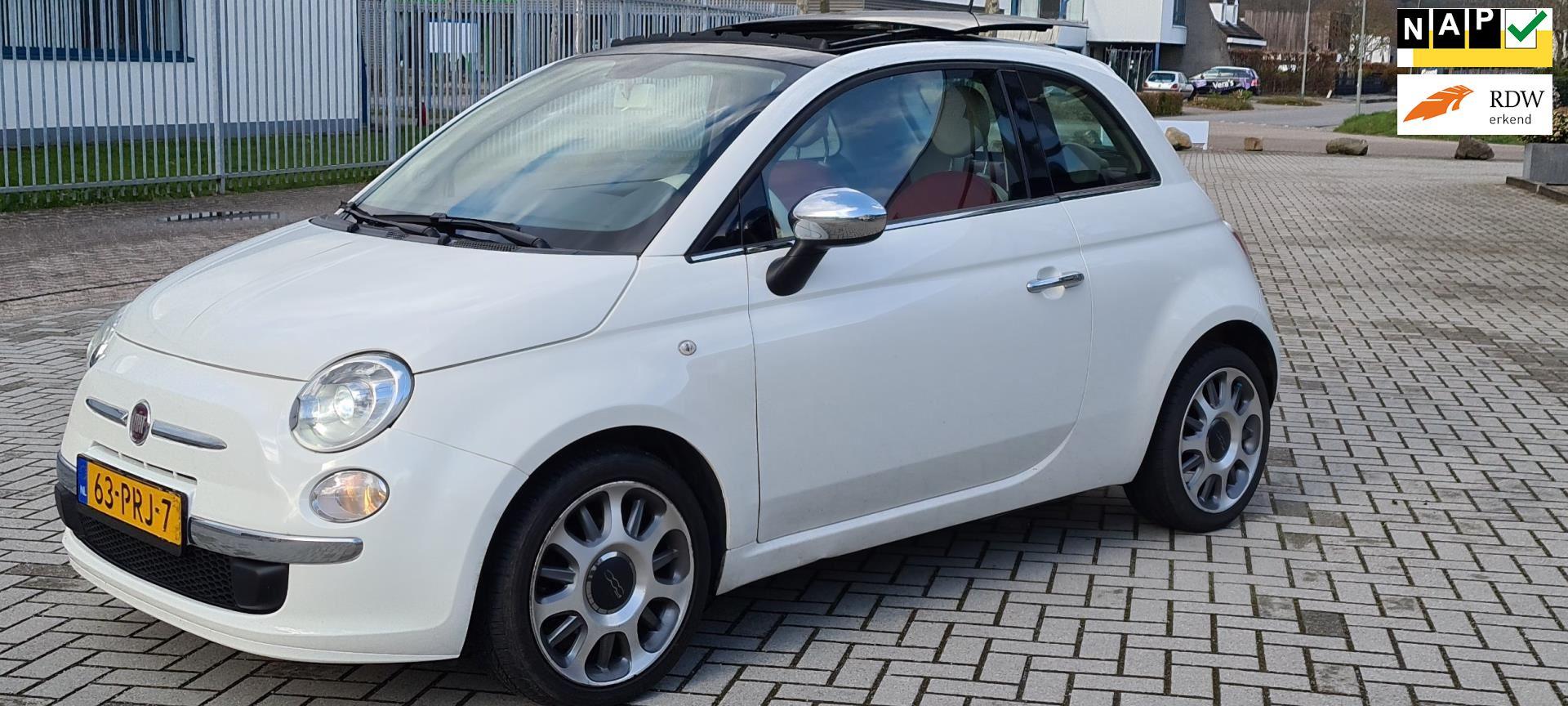 Fiat 500 occasion - Weerterveld Auto's