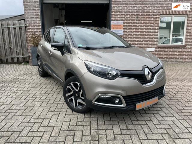 Renault Captur occasion - MJ Auto