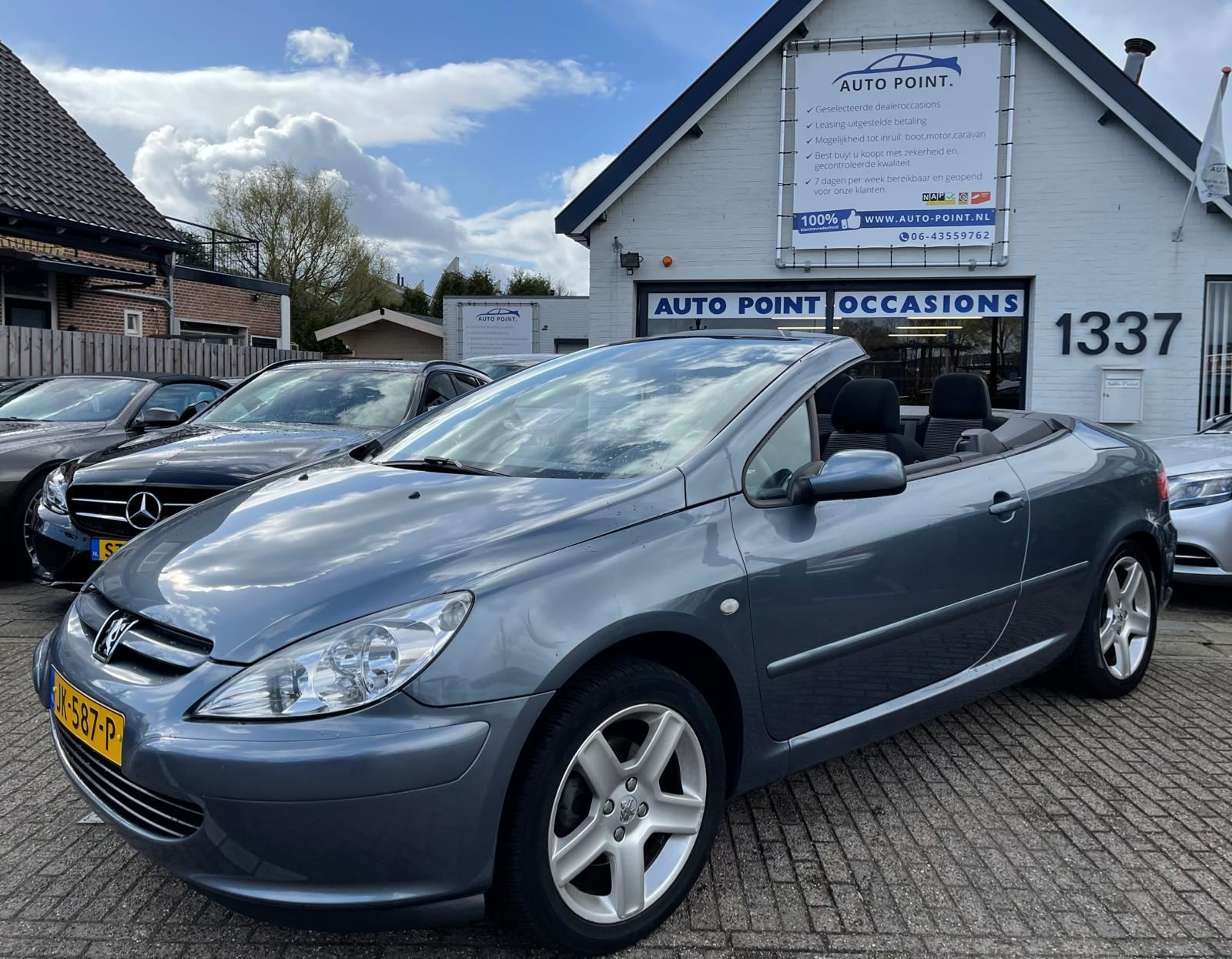 Peugeot 307 CC occasion - Auto Point