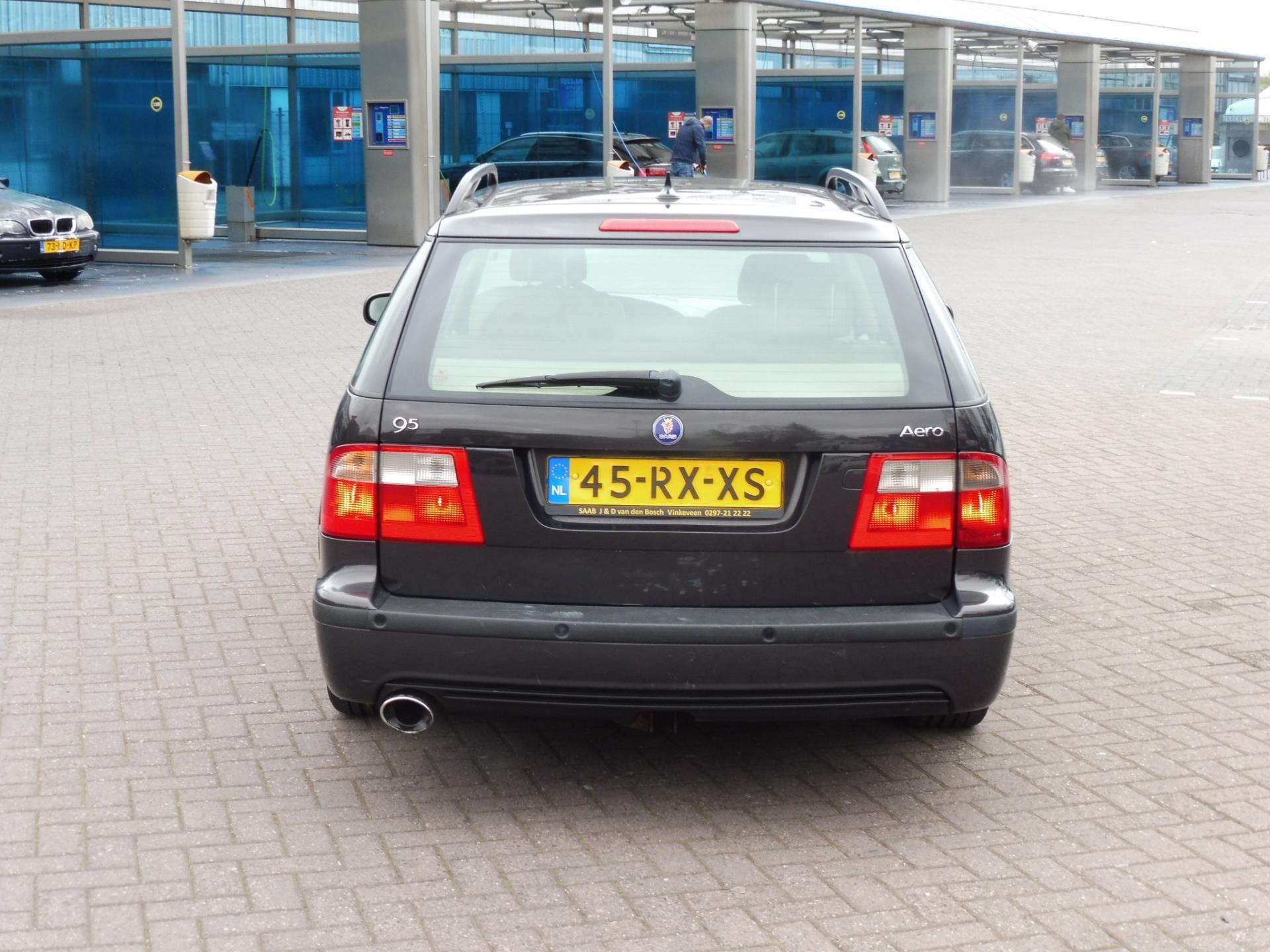 Saab 9-5 Estate occasion - Autobedrijf Lamers Soest
