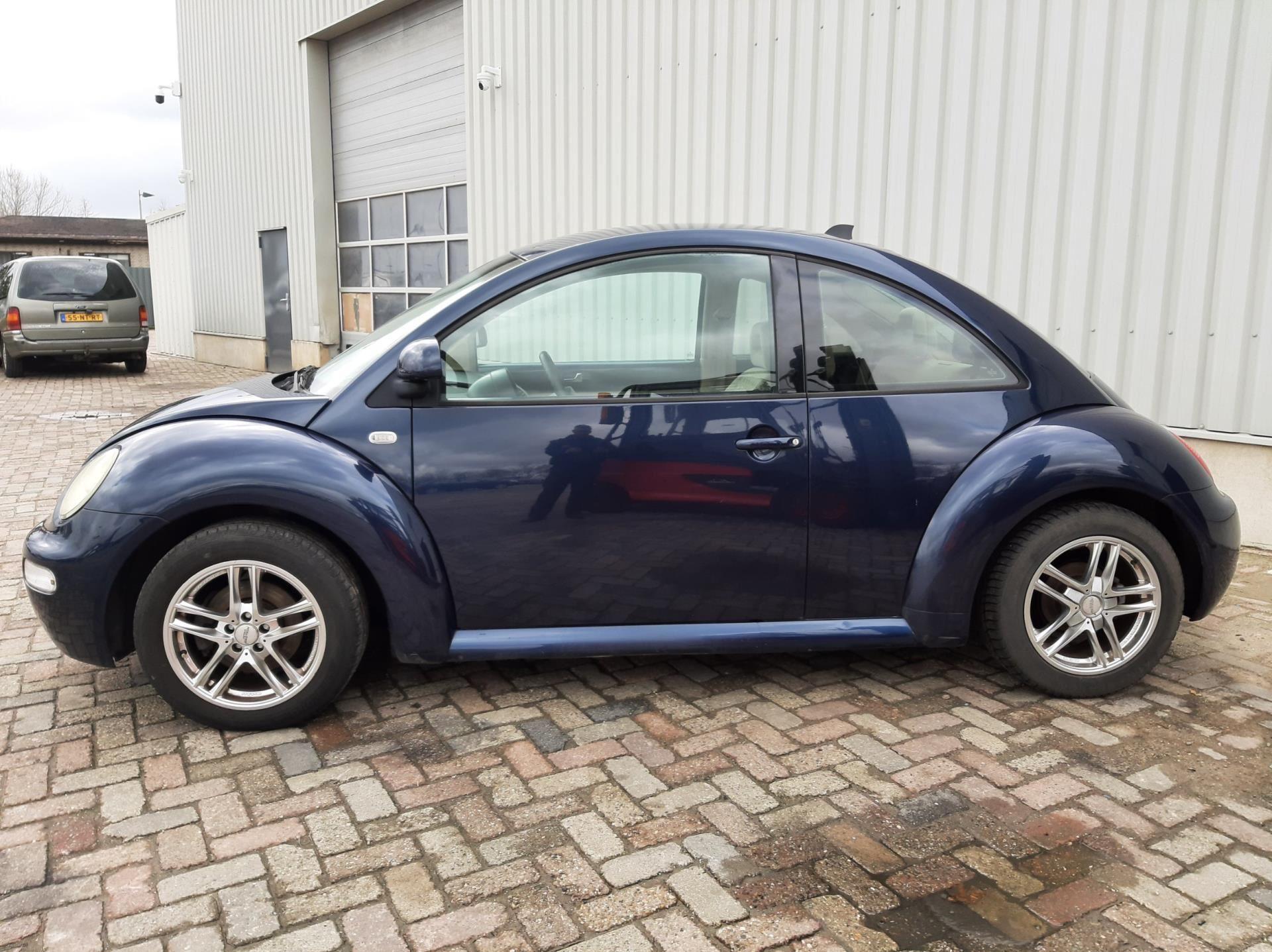 Volkswagen New Beetle occasion - Van der Ven Auto's