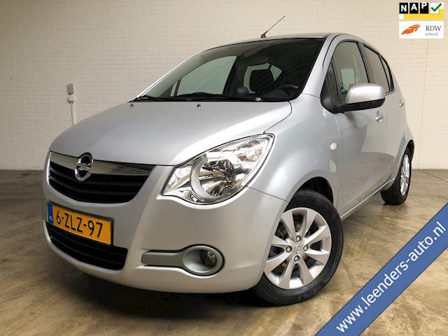 Opel Agila 1.0 Berlin, Airco, Hoge Instap, Radio CD MP3, 15LMV, RIJKLAARPRIJS! NEDERLANDSE AUTO!