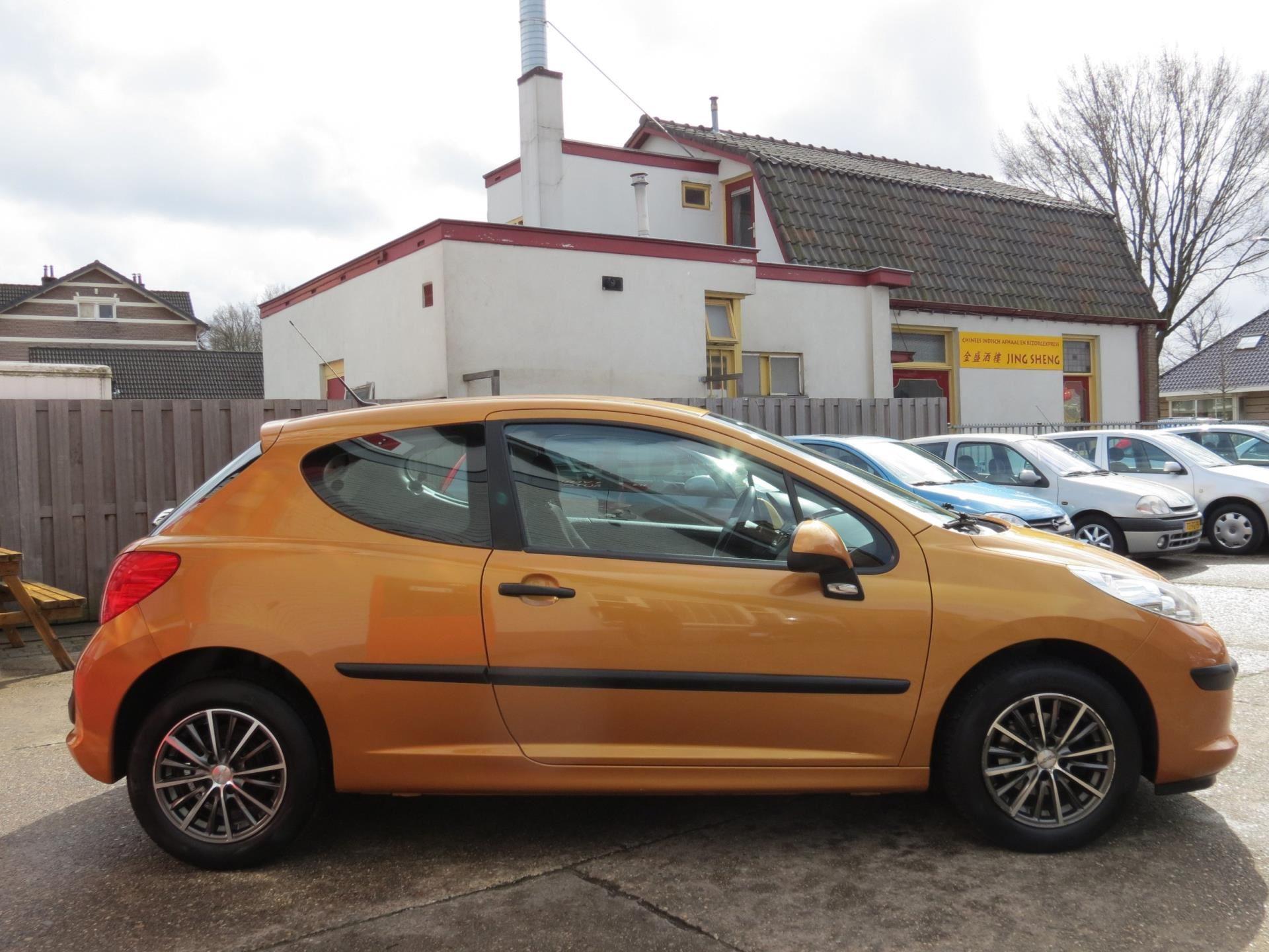Peugeot 207 occasion - Beekhuis Auto's