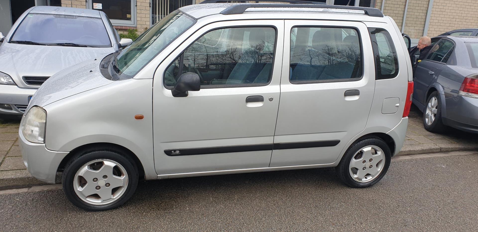Suzuki Wagon R occasion - Autohandel de Brug