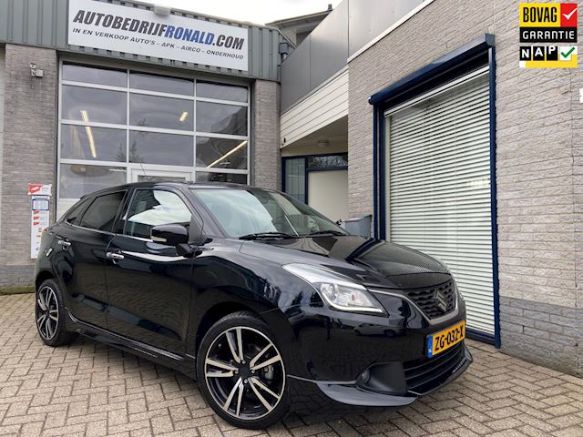 Suzuki Baleno 1.2 Smart Hybrid High Executive Nieuwstaat!/12Dkm/Navigatie/Camera/Trekhaak/Adaptive Cruise