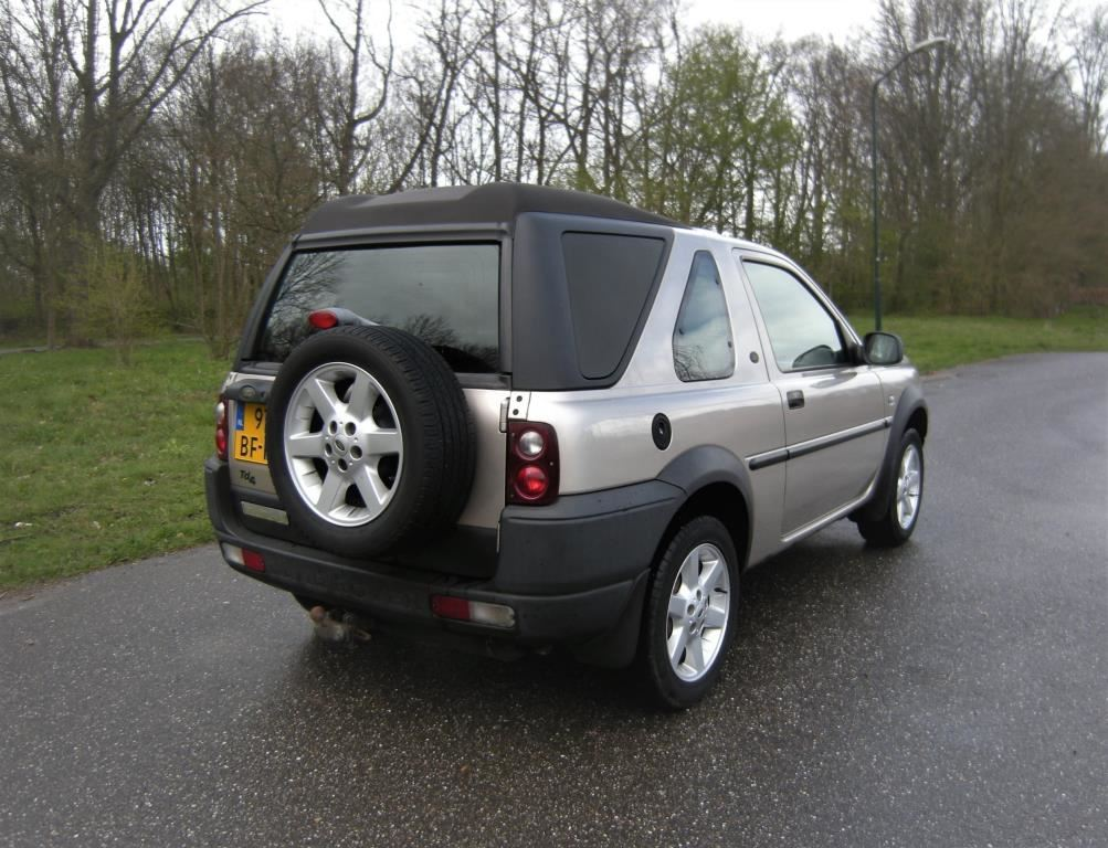 Land Rover Freelander Hardback occasion - ZZP Autoos