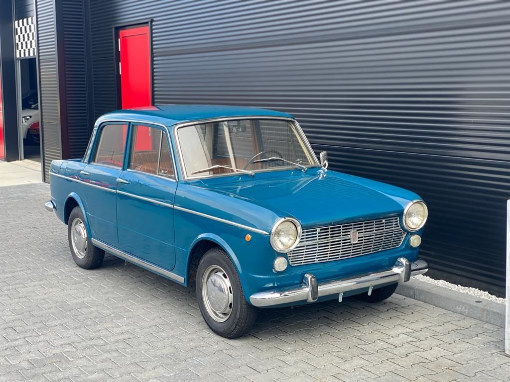 Fiat 1100 occasion - Pitstop Car Trading