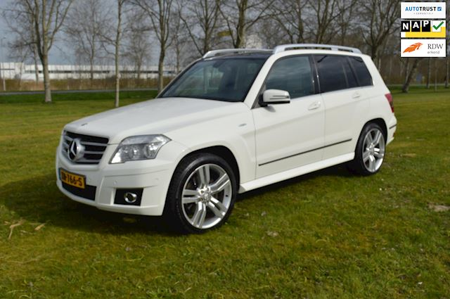 Mercedes-Benz GLK-klasse 320 CDI 4-Matic Edition 1