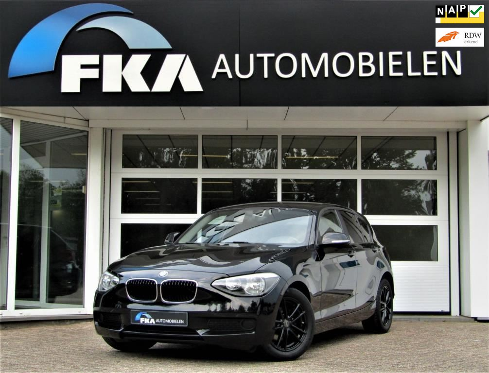 BMW 116i occasion - FKA Automobielen