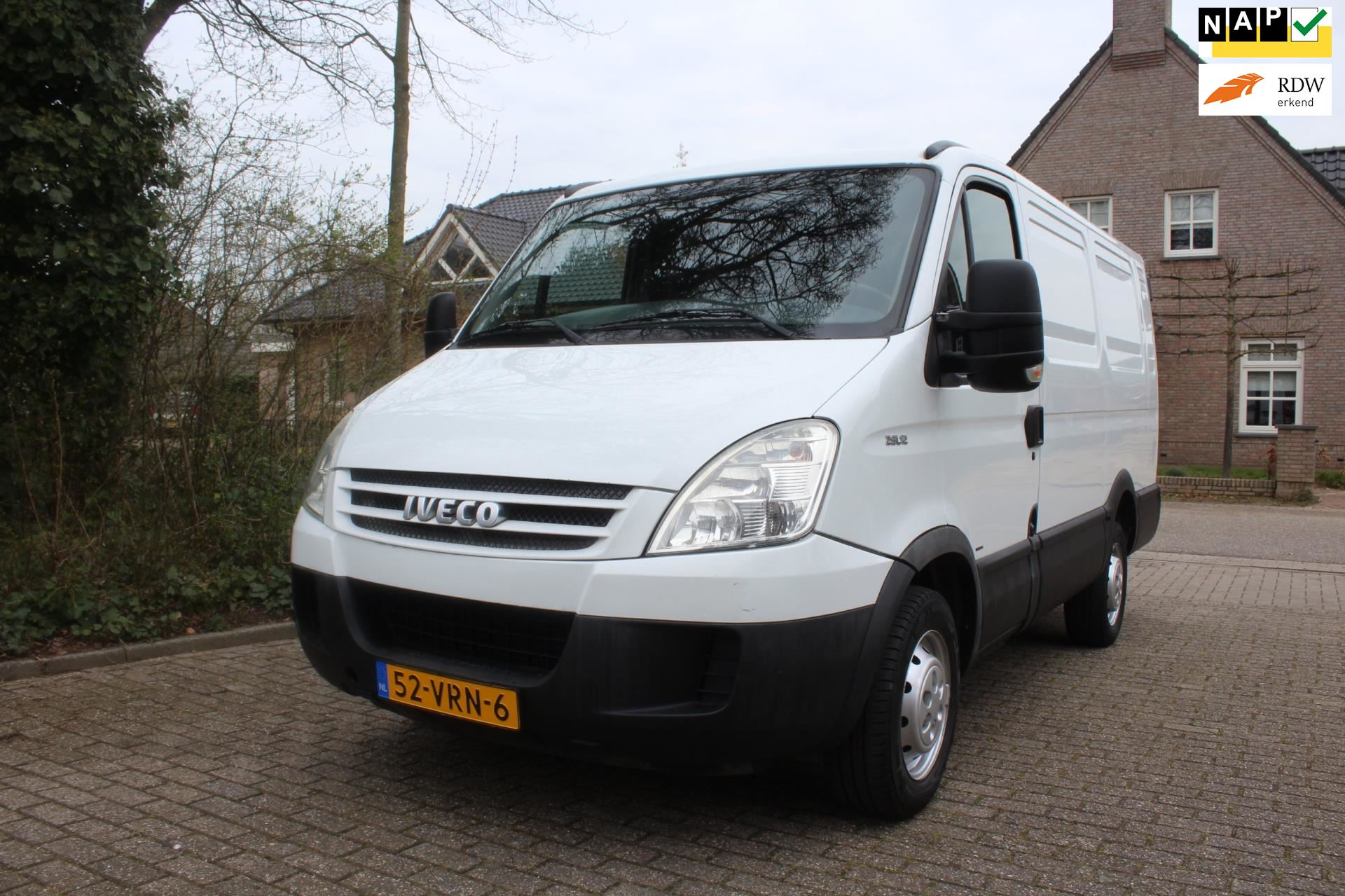 Iveco Daily occasion - Autogroothandel Ammerzoden