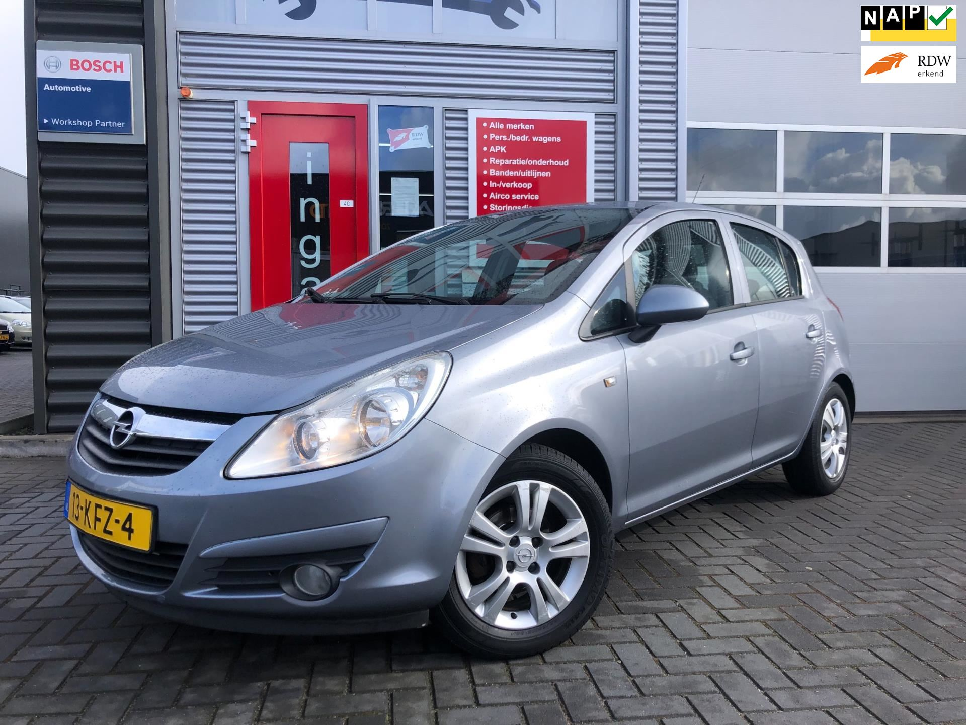 Opel Corsa occasion - Garage Willemsen
