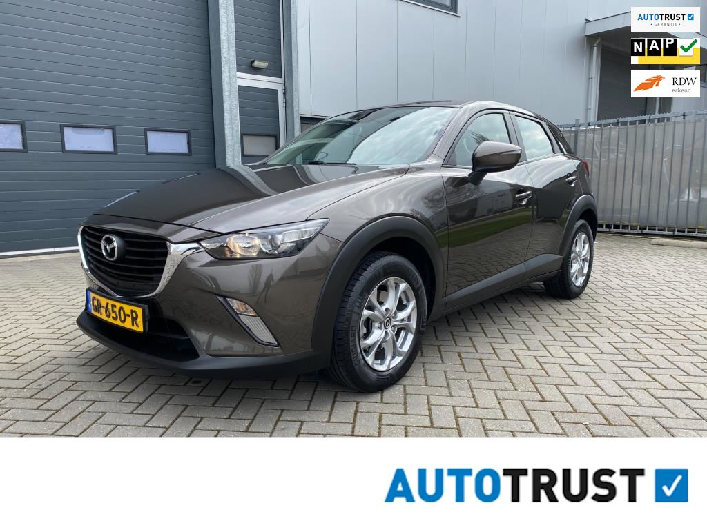 Mazda CX-3 occasion - Rekoert Auto's