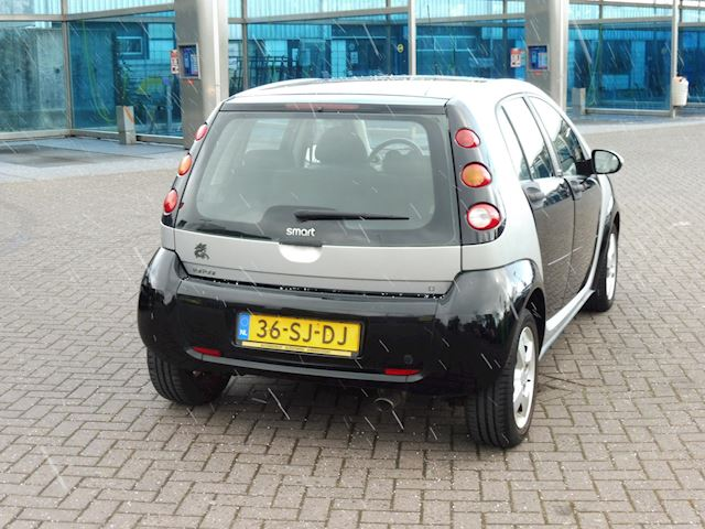 Smart Forfour 1.1 passion/bj2006/airco/VERKOCHT