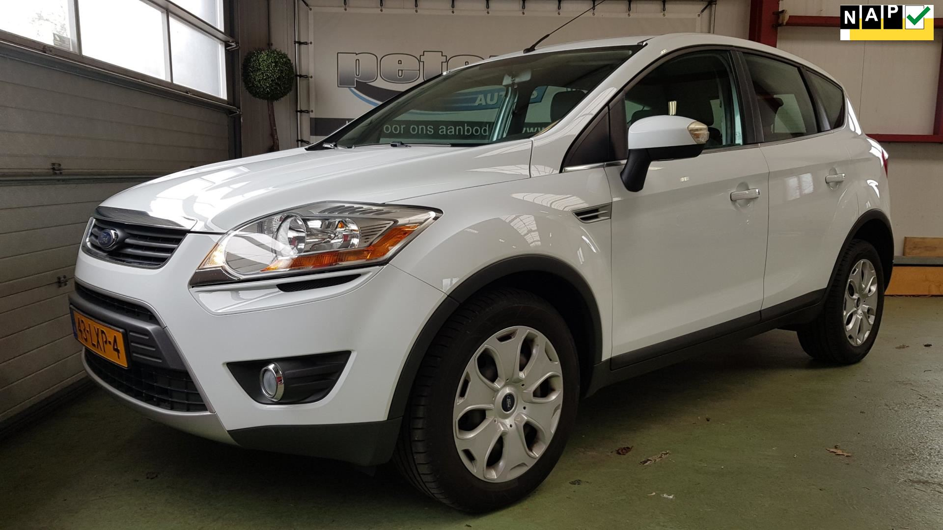 Ford Kuga occasion - Peters Auto's