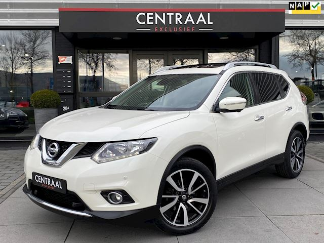 Nissan X-Trail occasion - Centraal Exclusief B.V.