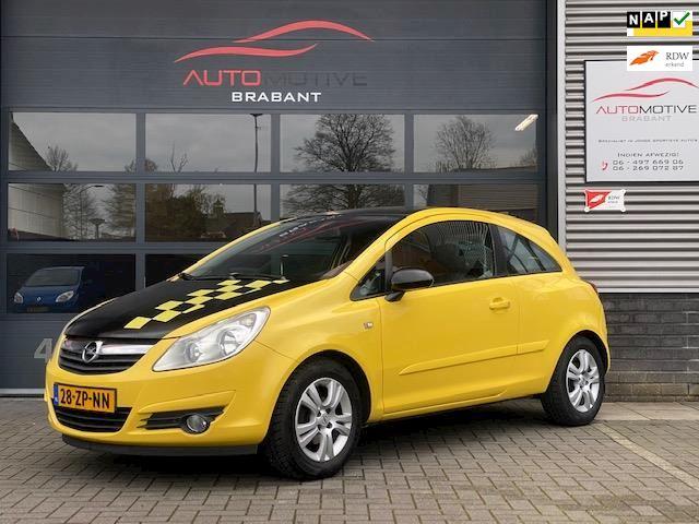 Opel Corsa 1.4-16V Enjoy Airco LM-velgen Cruise ctrl