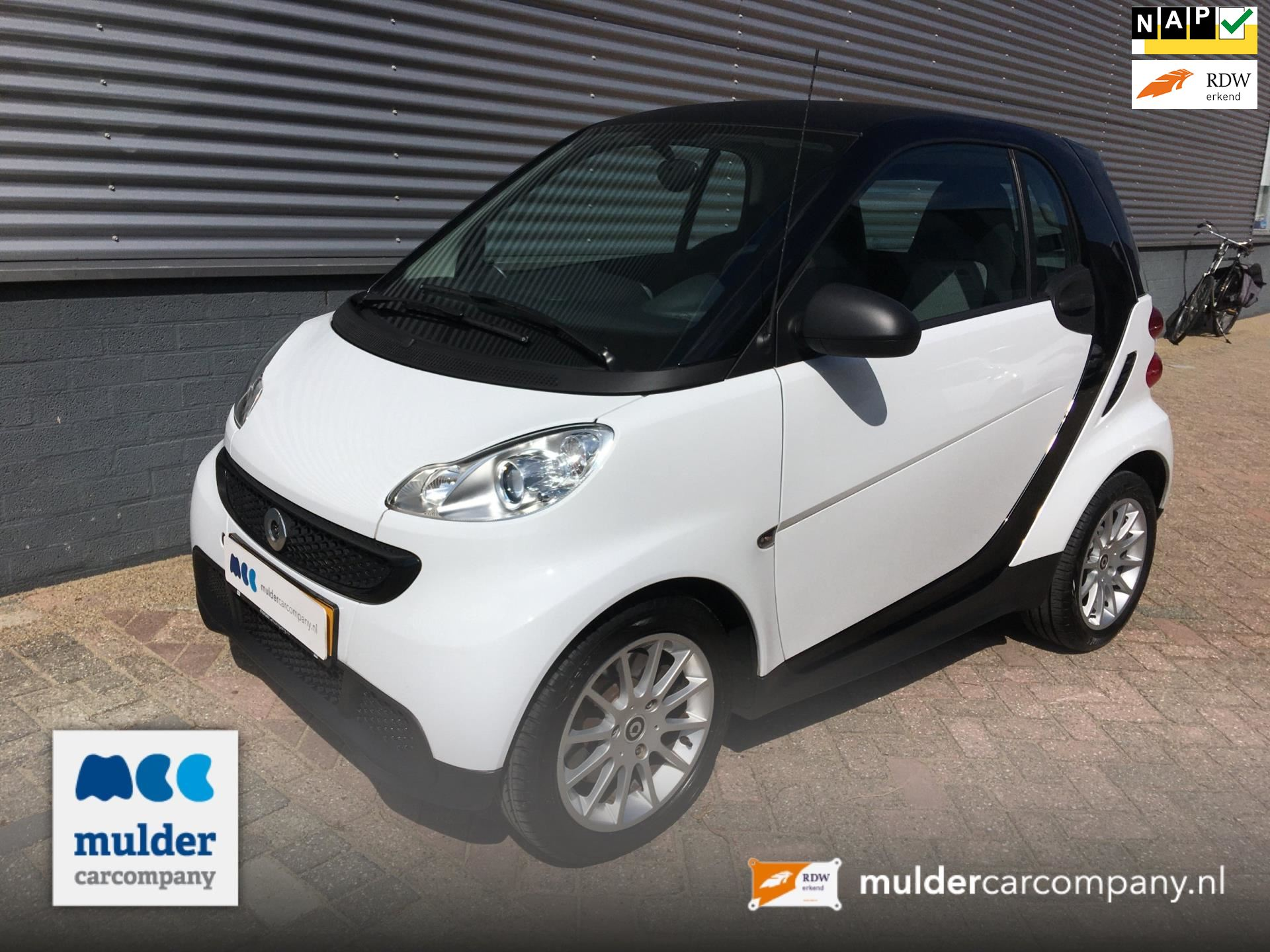 Smart Fortwo coupé occasion - Mulder Car Company