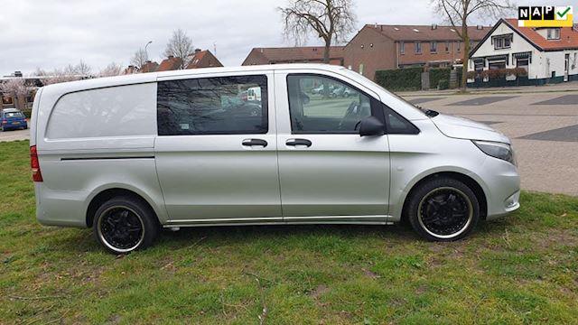 Mercedes-Benz Vito 109 CDI Lang dubbel cabine