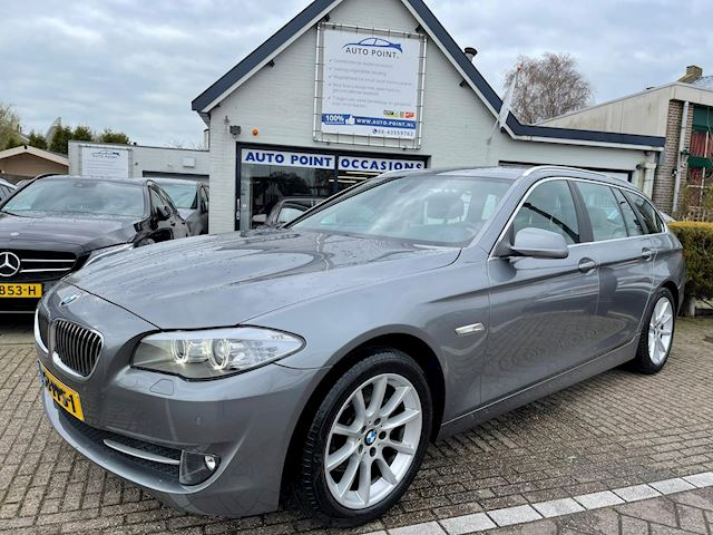 BMW 5-serie Touring 520d HIGH EXECUTIVE UNIEK SLECHTS 113999KM