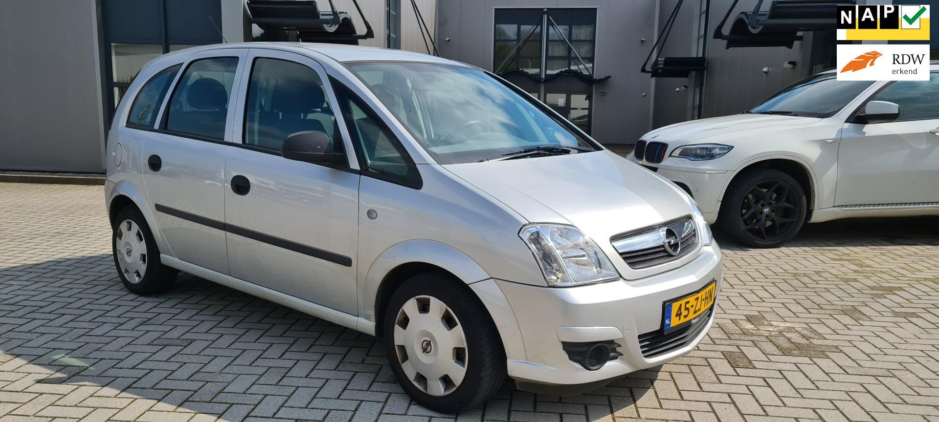 Opel Meriva occasion - Weerterveld Auto's