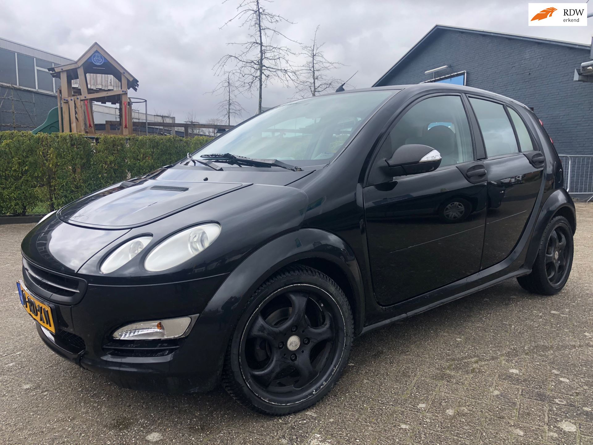 Smart Forfour occasion - Limited Car