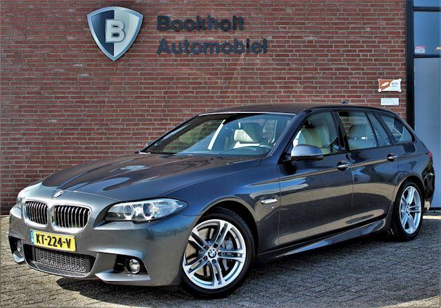 BMW 5-serie Touring 535i M-Sport, Comfort-stoelen, Winterset