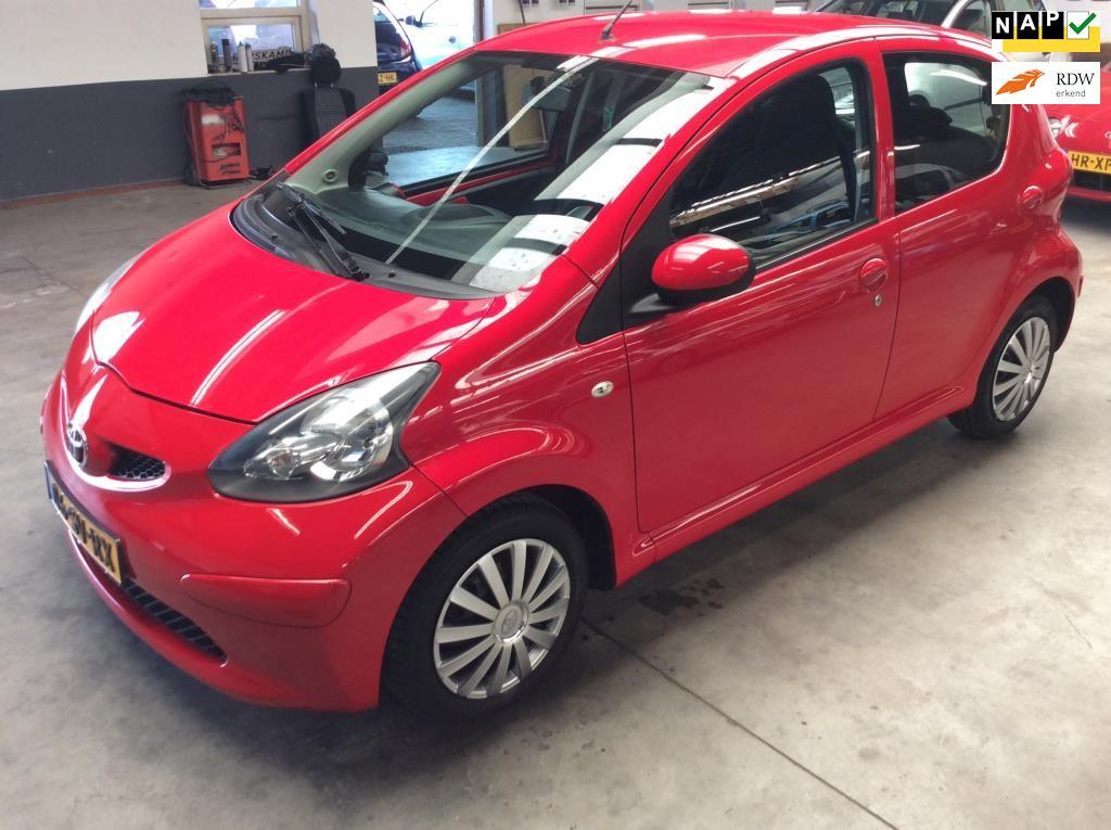 Toyota Aygo occasion - Harskamp Auto's