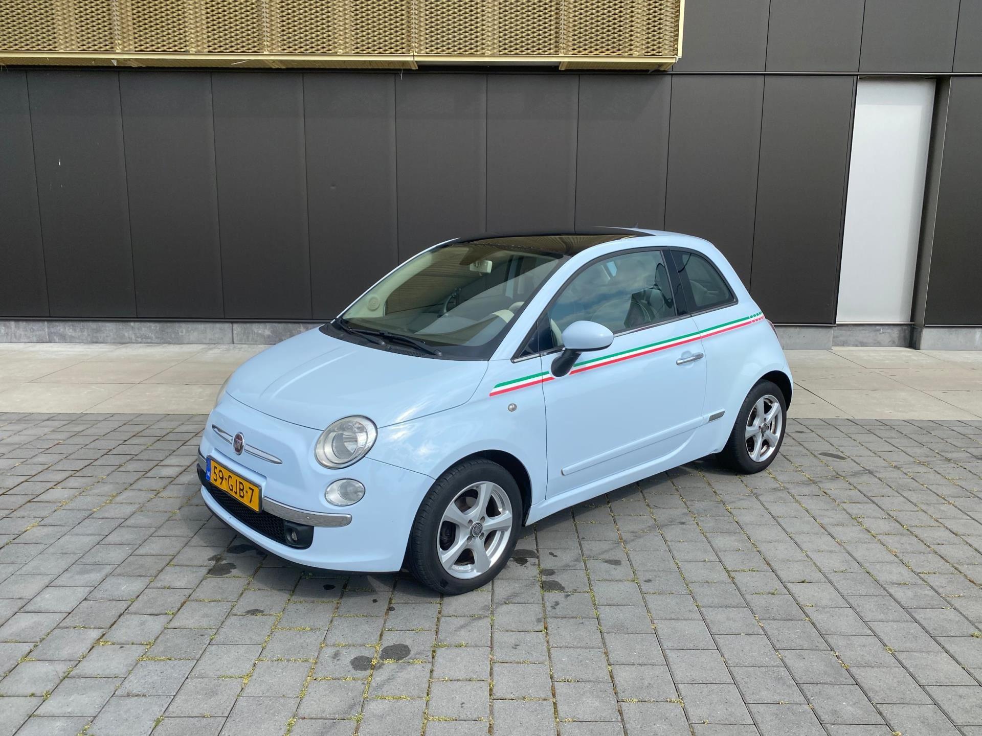 Fiat 500 occasion - Zwaard Auto's