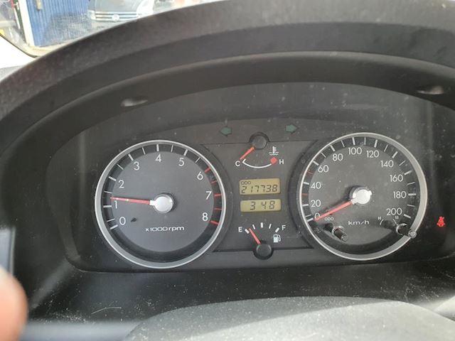 Hyundai Getz 1.1i Active Sky, 5 deurs, goed onderhouden