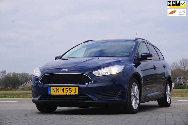 Ford Focus Wagon 1.0 Trend   syncs 3 nav systeem meest luxe