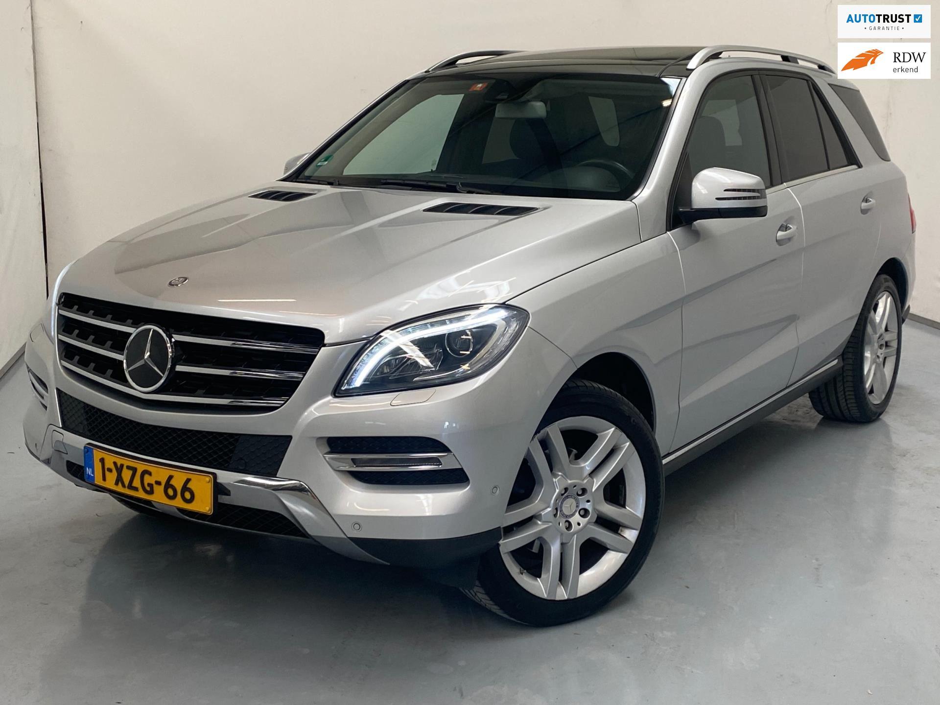 Mercedes-Benz M-klasse occasion - Van den Brink Auto's