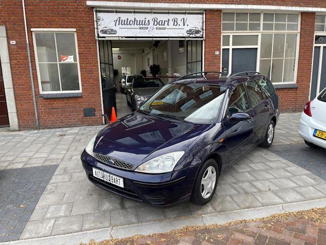 Ford Focus Wagon 1.6-16V Cool Edition leuke goedkope inruil auto met AUTOMAAT