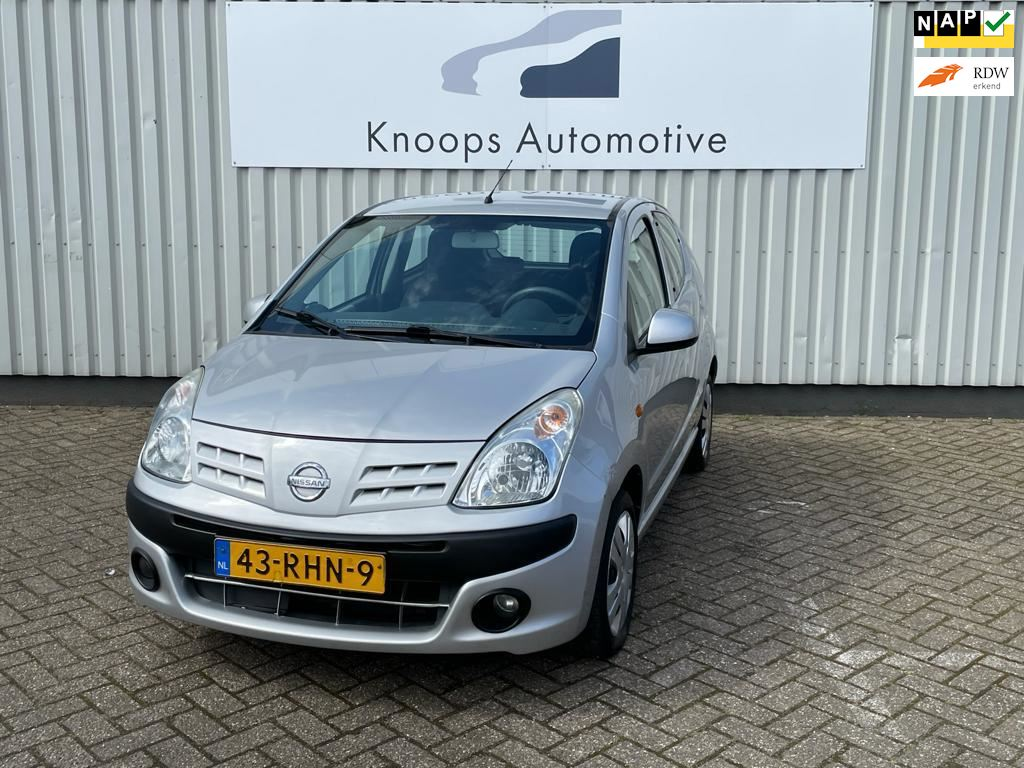 Nissan Pixo occasion - Knoops Automotive