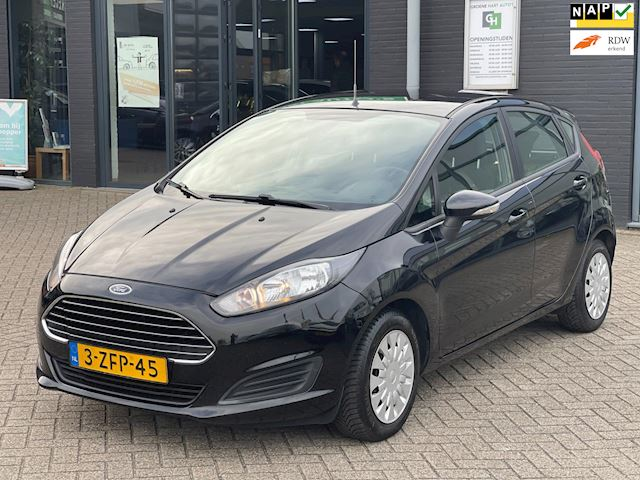 Ford Fiesta 1.6 TDCi Style/5-DRS-NAVI-AIRCO/NAP/NETTE STAAT!!