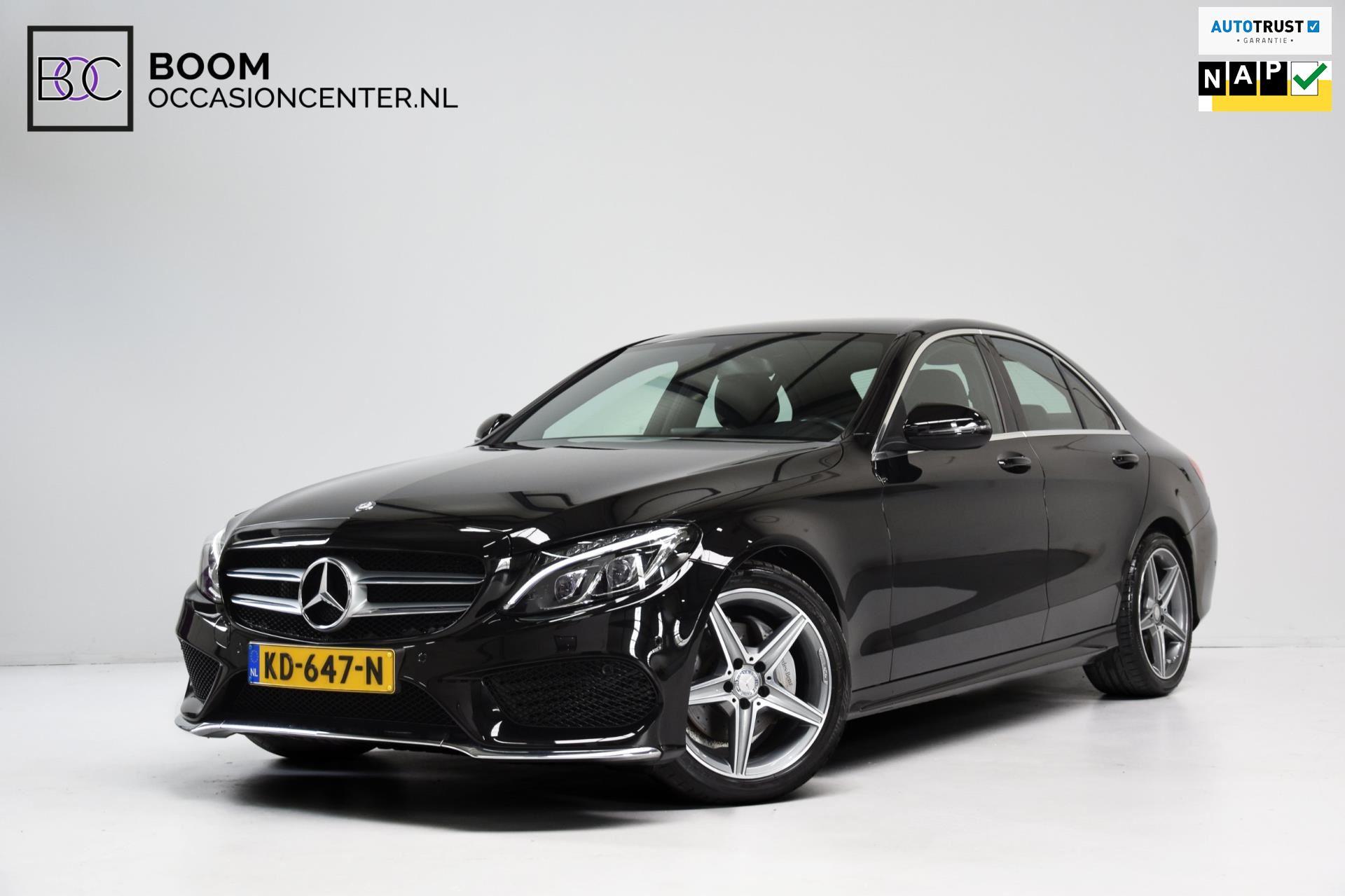 Mercedes-Benz C-klasse occasion - BoomOccasionCenter.nl
