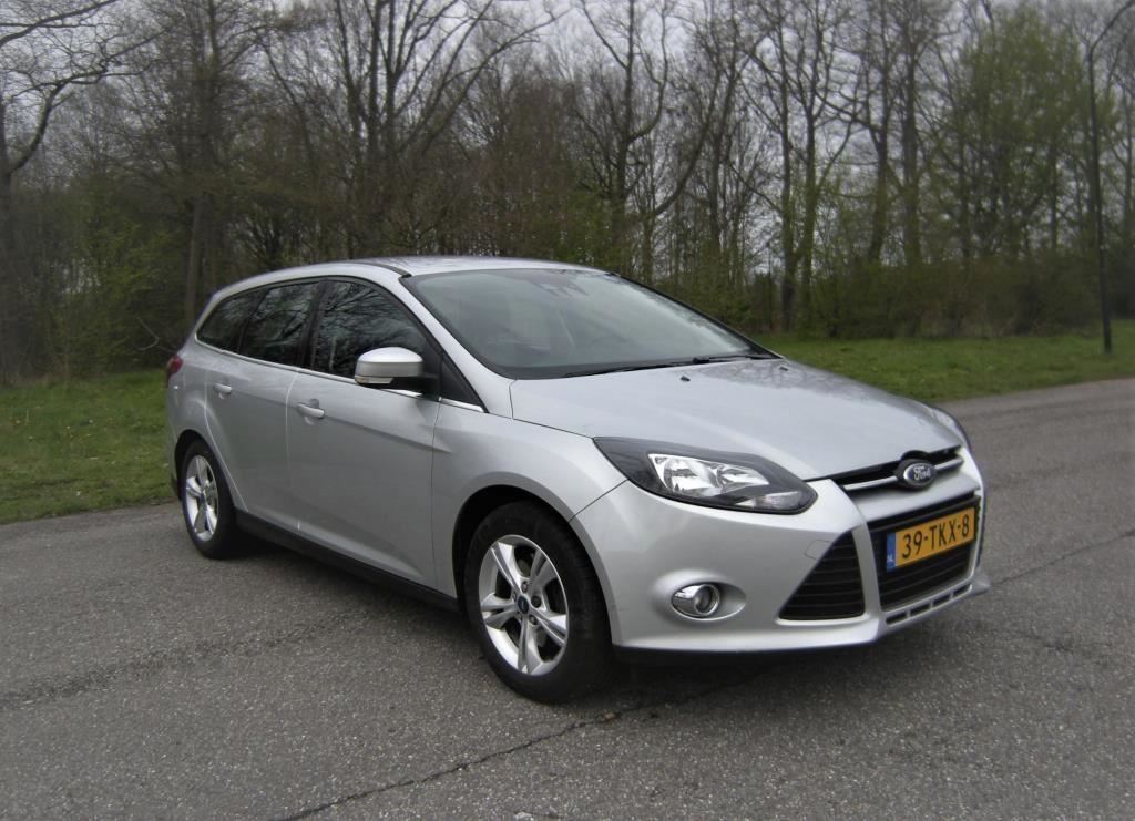 Ford Focus Wagon occasion - ZZP Autoos