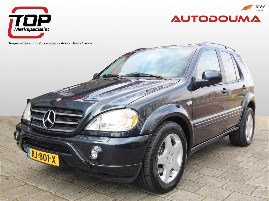 Mercedes-Benz M-klasse occasion - Auto Douma