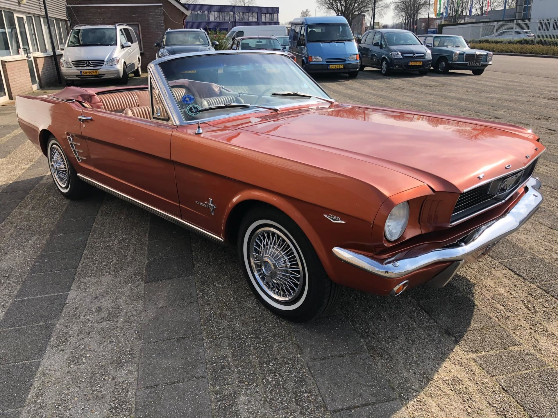 Ford MUSTANG occasion - Loubann Cars