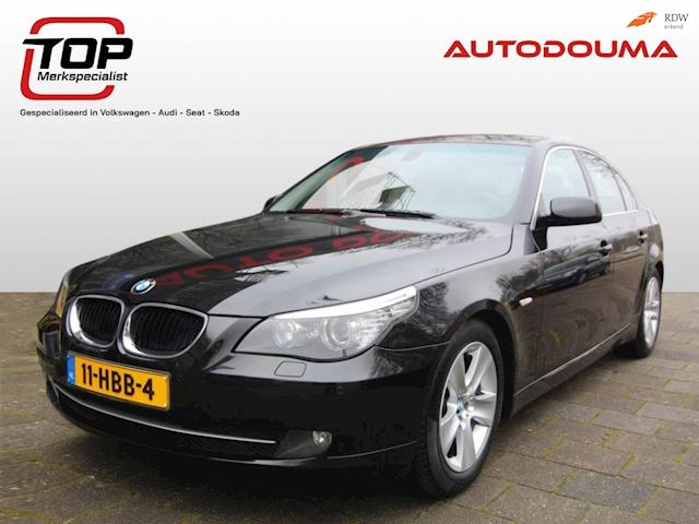 BMW 5-serie  520i Business Line / 2e eigenaar!