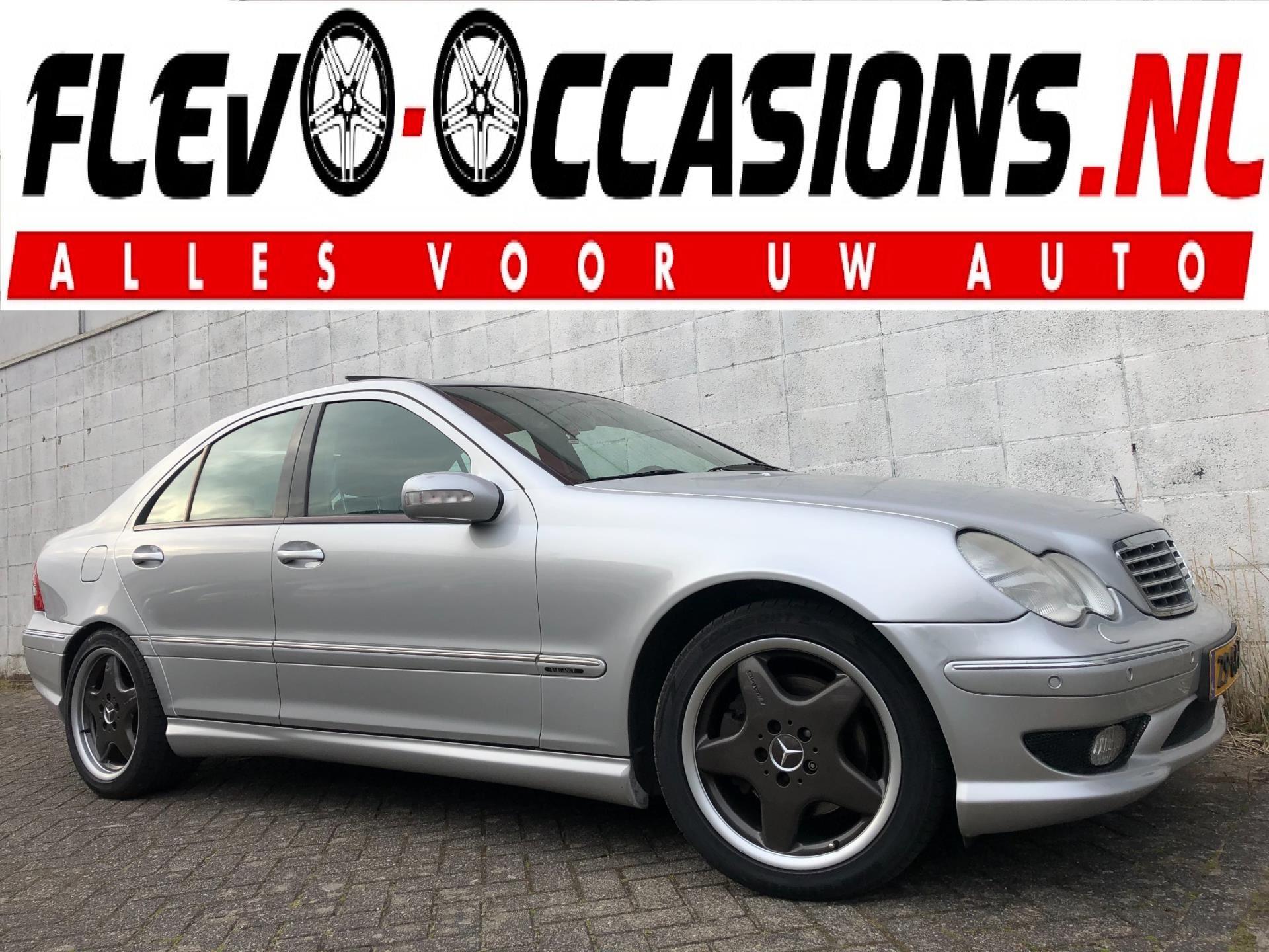 Mercedes-Benz C-klasse occasion - Flevo Occasions