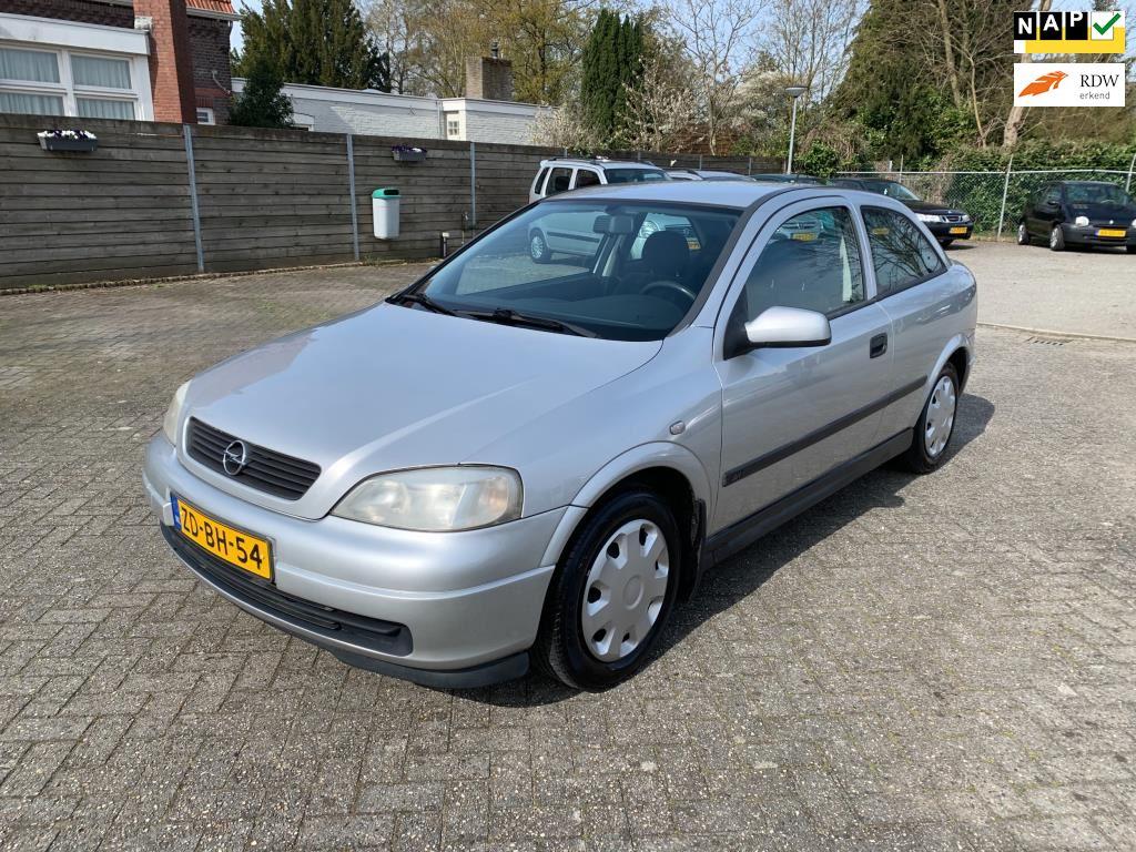 Opel Astra occasion - Autobedrijf Leudal