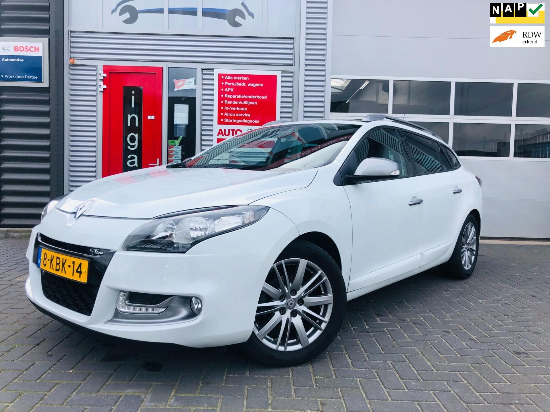 Renault Mégane Estate occasion - Garage Willemsen