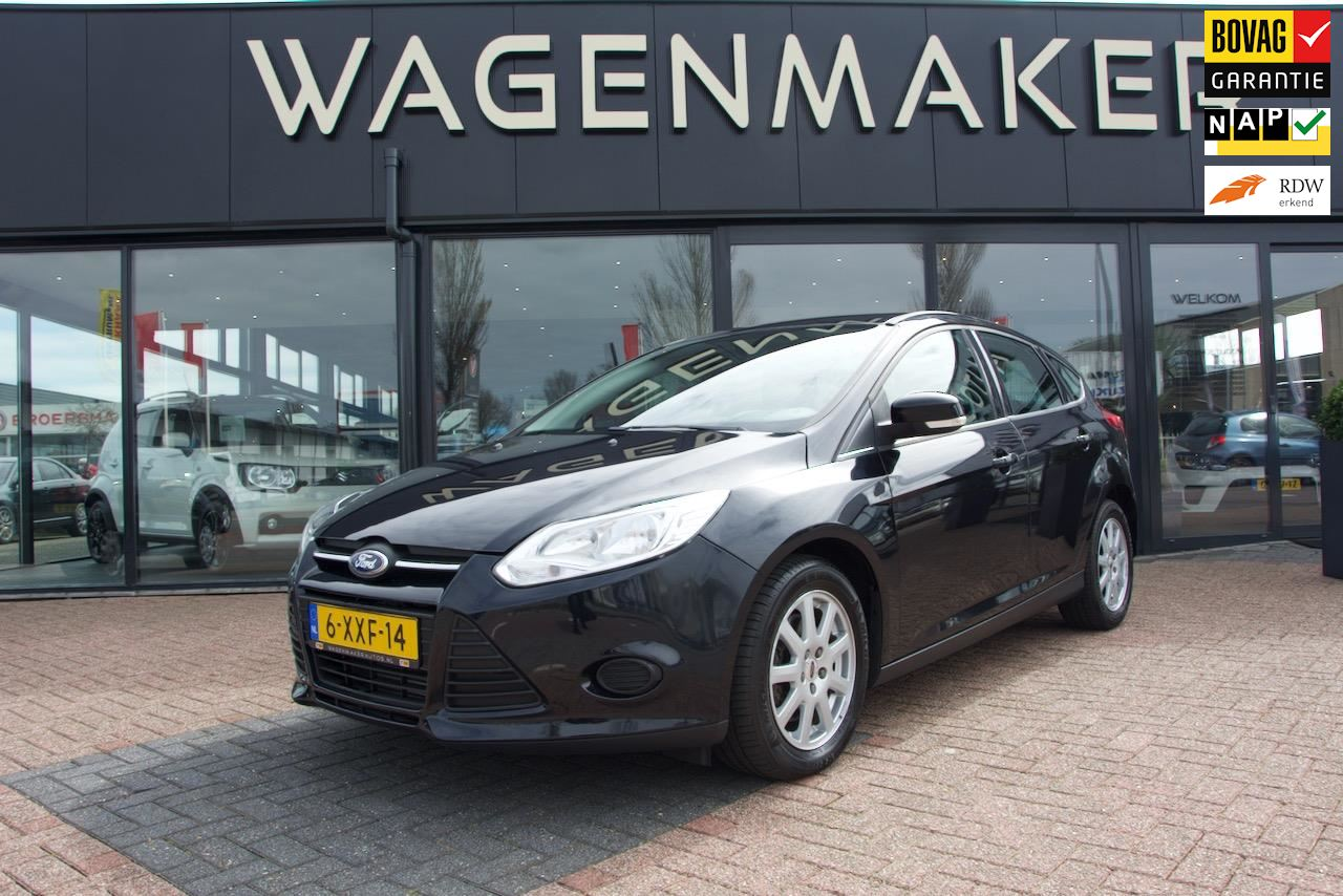 Ford Focus occasion - Wagenmaker Auto's