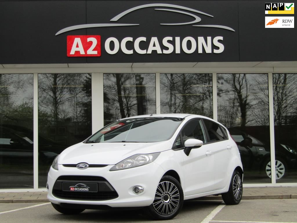 Ford Fiesta occasion - A2 Occasions